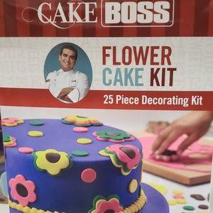 Cake Boss Flower Cake Kit!